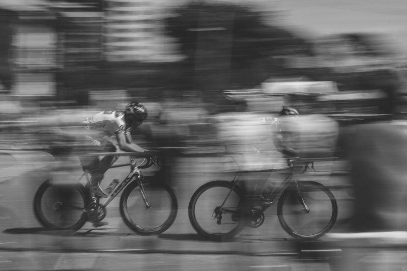 the joy of being pain free - cyclists